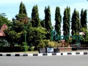Alun-alun Purworejo, nantinya bebas PKL – foto: Sujono/Koranjuri.com