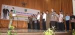 Dikukuhan, Satgas Saber Pungli Kabupaten Kebumen Perang Lawan Pungli