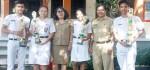 Membanggakan, 8 Kali Berturut-Turut Tim Sepak Takraw SMAN 7 Denpasar Angkat Trofi Walikota Cup