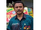 Heru Budi Utomo, Ketua BPC Gapensi Purworejo yang baru – foto: Sujono/Koranjuri.com
