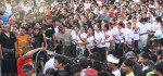 Ritual Omed-omedan Tak Boleh Ditiadakan Usai Nyepi