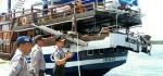 Rusak Mesin, Kapal Penumpang Hantam 2 Kapal di Dermaga Pelabuhan Benoa