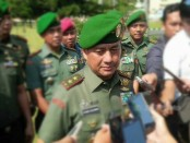 Pangdam IV Diponegoro, Mayjen TNI Tatang Sulaiman.