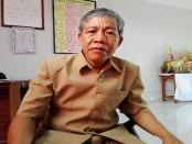 Kepala SMK Dwijendra Denpasar, I Ketut Widia - foto: Koranjuri.com