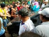 Polisi berhasil menangkap Andi Lala (35), otak pelaku pembunuhan satu keluarga di Medan. Penangkapan terhadap tersangka pembunuhan satu keluarga tersebut dilakukan pada hari Sabtu subuh, 15 April 2017, sekitar pukul 05.10 wib - foto: Istimewa