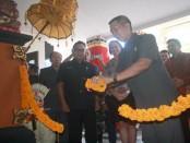 Gubernur Bali, I Made Mangku Pastika meresmikan gedung RS Mata Bali Mandara, Rabu, 26 April 2017 - foto: Wahyu Siswadi/Koranjuri.com