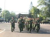 Kegiatan Minggu militer Kodim 0708 Purworejo - foto: Sujono/Koranjuri.com