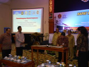Gubernur DIY, Sri Sultan HB X dalam Rapat Koordinasi Daerah (Rakorda) BKKBN DIY - foto: Lanjar Artama/Koranjuri.com