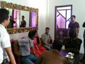 Terapis yang diamankan dalam penggerebekan Spa plus-plus di kawasan Legian, Bali - foto: Istimewa