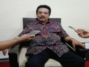 Kepala SMP PGRI 2 Denpasar, I Gede Wenten Aryasuda - foto: Wahyu Siswadi/Koranjuri.com