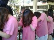 Wanita-wanita muda asal Taiwan dan RRC yang terlibat dalam kasus penipuan online yang dioperasikan dari Bali - foto: Istimewa