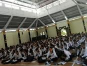 Masa Pengenalan Lingkungan Sekolah (mPLS) untuk siswa baru di SMA Negeri 1 Denpasar - foto: Wahyu Siswadi/Koranjuri.com