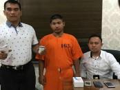 Made Suandana alias Wewek diamankan Polsek Denpasar Barat dalam serangkaian kasus pencurian - foto: Istimewa