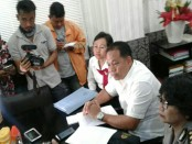 Kasus penganiayaan baby J oleh M yang merupakan ibu kandungnya sendiri akhirnya ditangani Direktorat Reskrimum Polda Bali - foto: Suyanto