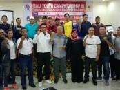 Pembukaan Bali Youth Championship III, Turnamen Sepak Bola 2004, 2005 & 2006 Tahun 2017 - foto: Koranjuri.com
