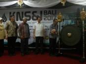Pembukaan Seminar Nasional sehari KNS&I di Kampus STIKOM Bali - foto: Koranjuri.com