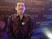 Ketua STIKOM Bali, Dr. Dadang Hermawan - foto: Koranjuri.com
