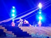 Pembukaan Solo International Performing Arts (SIPA) Ke-9 di Benteng Vastenburg, Solo - foto: Djoko Judiantoro/Koranjuri.com