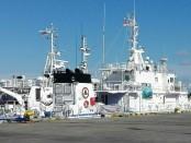 Dermaga Pelabuhan Benoa - foto: Koranjuri.com