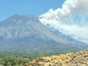 Gunung Agung - foto: Istimewa