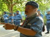 Satgas Rajawali yang menjadi underbow partai Demokrat terbentuk di Rote Ndao - Foto: Isak Doris Faot/Koranjuri.com