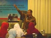 Dr Sukiman M.Pd - foto: Lanjar Artama/Koranjuri.com
