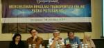 Baru 12.500 Angkutan Sewa Umum yang Terdaftar di Bali dari 30.000