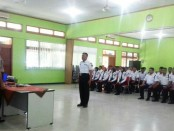 Pelatihan tenaga keamanan atau diklat (pendidikan kilat) satpam Gada Pratama - foto: Media/Koranjuri.com