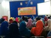 Kegiatan pertemuan Pokja Kampung KB dan Forum Musyawarah Kampung KB, di gedung PKP-RI, Rabu (29/11) - foto: Sujono/Koranjuri.com