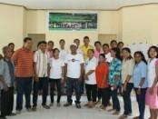 Program Generasi Sehat dan Cerdas (GSC) menjadi langkah awal pengembangan kegiatan pelatihan menulis berita di wilayah Rote Tengah, Rote Ndao, Kabupaten NTT - foto: Istimewa