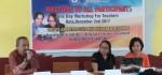 MGMP Rote Ndao Gelar Workshop Bahasa Inggris