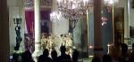 Presiden dan Ibu Negara Hadiri HUT Ke-50 Batik Danar Hadi