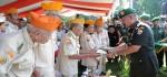 1.300 Personil Gabungan Ikuti Puncak Peringatan Hari Juang Kartika Ke-72