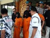 Tersangka pembunuhan Aiptu I Made Suanda berhasil ditangkap polisi. Mereka telah merencanakan pembunuhan terhadap korban - foto: Istimewa