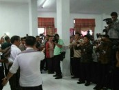 Presiden Jokowi tiba di Rote Ndao - foto: Isak Doris Faot/Koranjuri.com