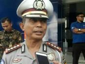 Direktur Lalu Lintas Polda Metro Jaya Kombes Pol Halim Pagarra