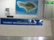 BPPD membuka konter layanan informasi pariwisata di terminal kedatangan domestik dan internasional Bandara I Gusti Ngurah Rai - foto: Ari Wulandari/Koranjuri.com
