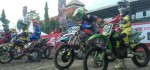 80 Crosser Melumpur di Kejuaraan Terbuka di Denpasar