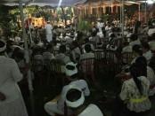 Warga berbagai kalangan di Desa Dauh Puri Kauh dan Pemecutan Klod menargetkan bisa mengamankan 60 persen  suara bagi pasangan I Wayan Koster-Tjokorda Oka Artha Ardhana Sukawati yang populer disapa Koster-Cok Ace di Denpasar - foto: Istimewa