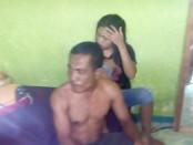 Seorang PNS di Kabupaten Rote Ndao tepergok tengah bersama wanita idaman lain di dalam kamar kos - foto: Isak Doris Faot/Koranjuri.com