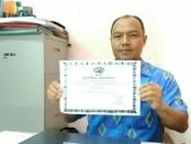 Muhamad Taufik, MT, Dekan Fakultas Teknik Sipil, Universitas Muhammadiyah Purworejo - foto: Sujono/Koranjuri.com