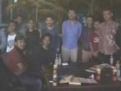 Aliansi Organisasi Eksternal Kemahasiswan yang biasa disebut Cipayung Plus melakukan konsolidasi dalam rangka menyikapi Pilgub Bali 2018 - foto: Istimewa