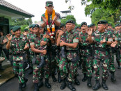 Satgas Pamtas RI-RDTL Batalyon Infanteri 743/PSY - foto: Istimewa