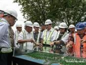 Kemenkeu-Kementerian Pekerjaan Umum dan Perumahan Rakyat (PUPR) mendesak pembangunan Underpass Simpang Tugu Ngurah Rai, Bali, selesai lebih cepat dari yang ditargetkan - foto: Istimewa
