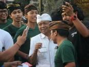 Cagub Bali nomer urut 1, I Wayan Koster saat Kampanye di Kabupaten Bangli - foto: Istimewa