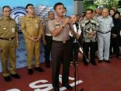 Direktorat Lalu Lintas Polda Metro Jaya meresmikan Samsat Digital dan Pembayaran Non Tunai - foto: Bob/Koranjuri.com