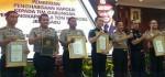 Penghargaan Kapolri untuk 197 Personil Ungkap Sabu-sabu 1,6 ton