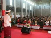 21 desa di Kecamatan Seririt menyatakan dukungan penuh kepada calon Gubernur dan Wakil Gubernur Bali nomor urut 1, Wayan Koster-Tjok Oka Artha Ardhana Sukawati (Koster-Ace) - foto: Istimewa