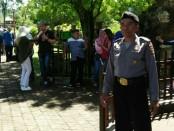 Libur panjang Paskah dimanfaatkan oleh warga untuk berlibur ke sejumlah tempat wisata bersama keluarga, Jumat, 30 Maret 2018 - foto: Istimewa