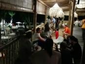 Suasana party membership di Artotel Beach Bar Sanur - foto: Koranjuri.com